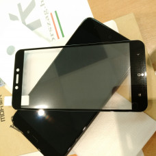xiaomi redmi note 4/ note 4 pro (HELIOX20) mofi fullcover glass FEKETE prémium üvegfólia
